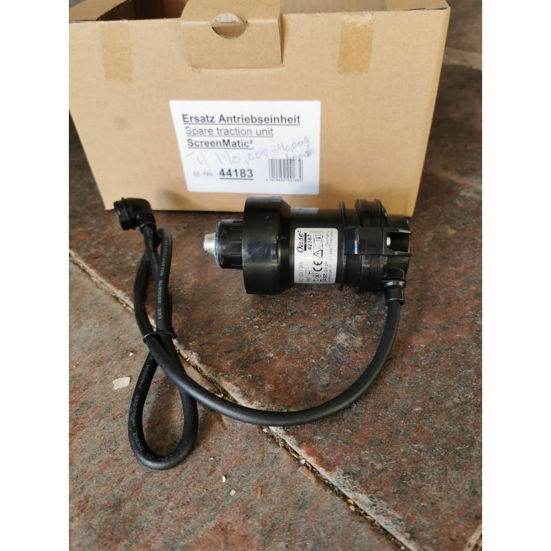 Båndmotor til de nye model biotec  Filter  40,000-60,000-90,000-140,00