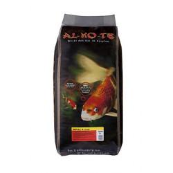 Al-ko-te White Basisfoder der let omsættelig for fisken  3--6 mm 13,5 kg